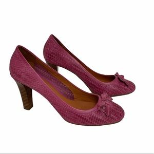 Geox Respira Donna Marian Leather Weave  9…